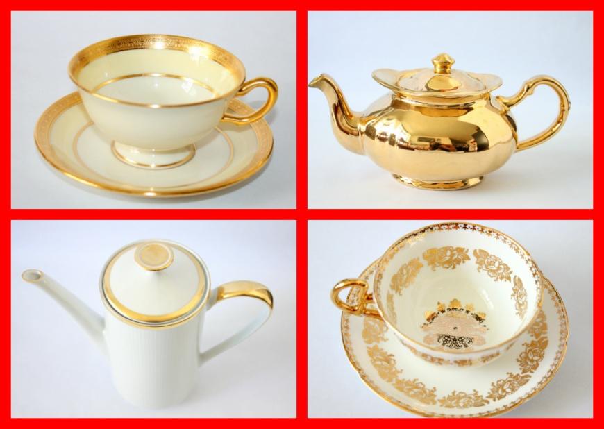 Gold Time Tea