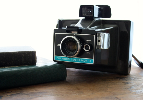 1960s Polaroid Colorpack II Camera