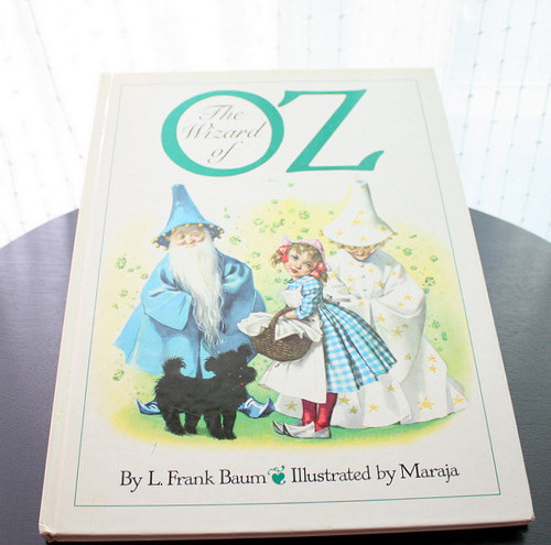 Vintage Wizard of Oz