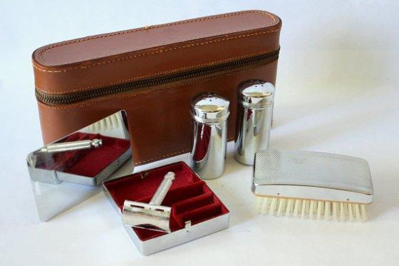 Vintage Gillette Safety Razor