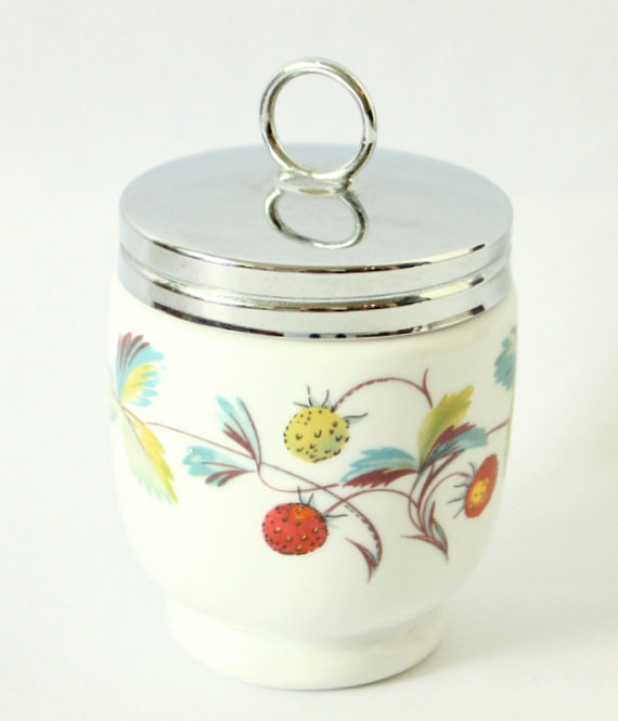 Royal Worcester egg coddler