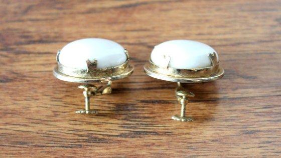 vintage Accessocraft earrings