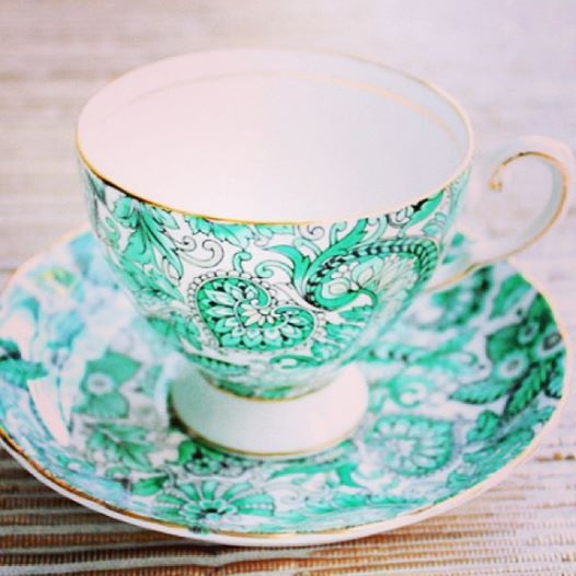 Royal Tuscan Tea Cup