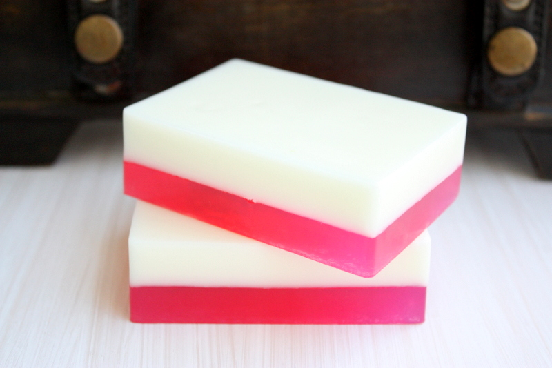 Grapefruit Lily Goat's Milk Glycerin Bar Of Soap