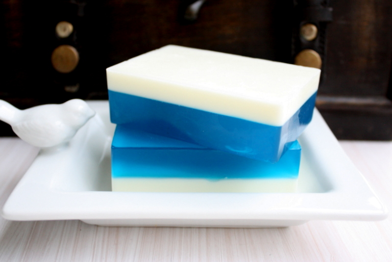 Cotton & Champagne Goat's Milk Glycerin Bar Of Soap