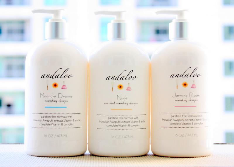 Paraben free Shampoo & Conditioner